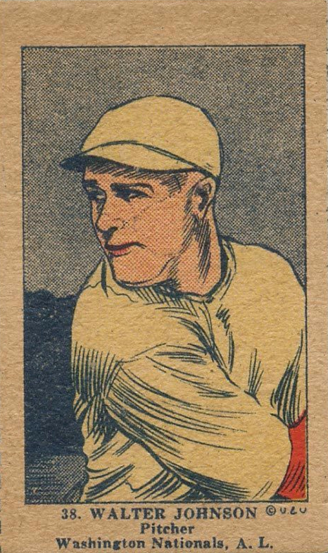 Walter Johnson 24