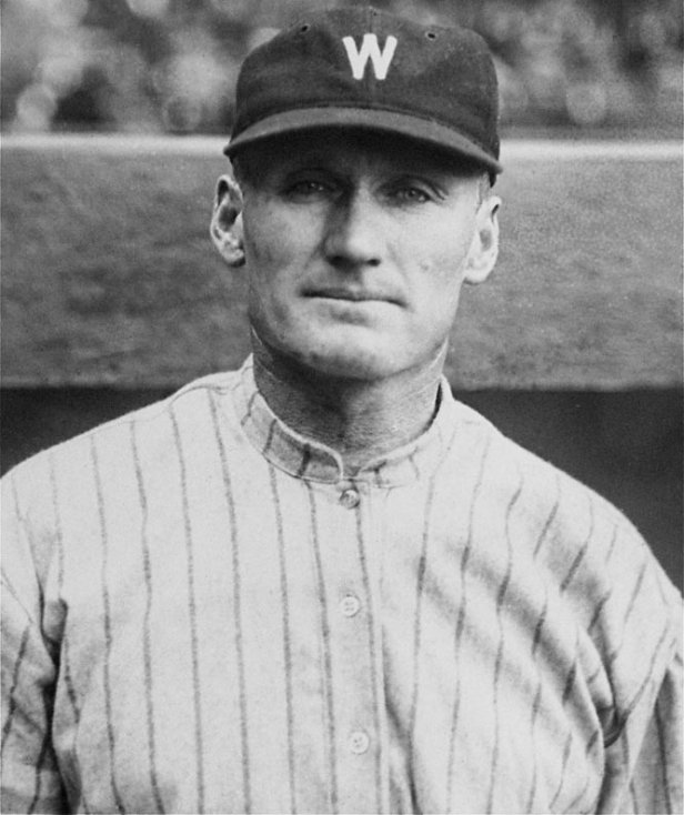 Walter Johnson 3