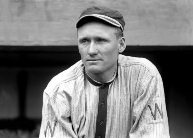 Walter Johnson 4