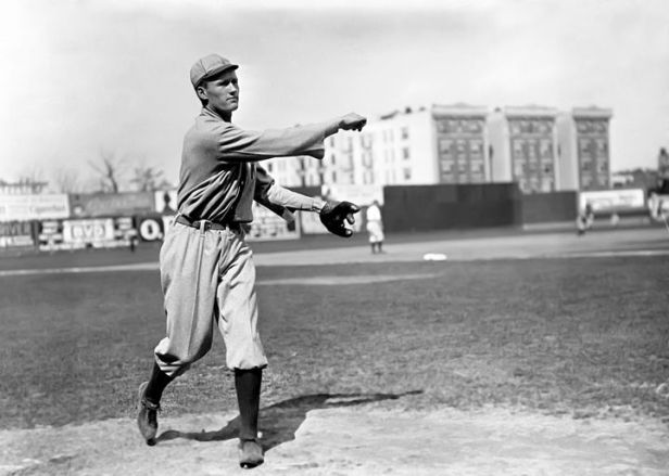 Walter Johnson 9