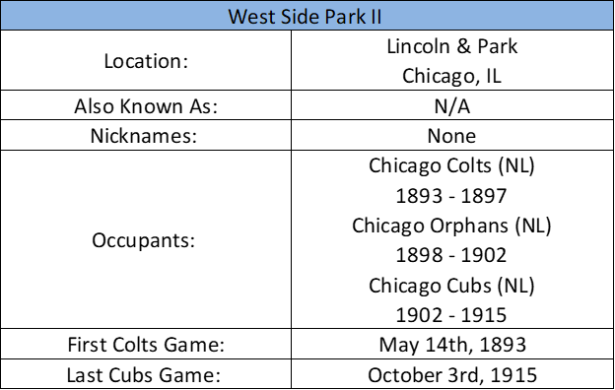 West Side Park II