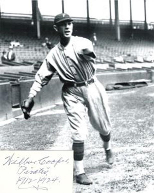 Wilbur Cooper