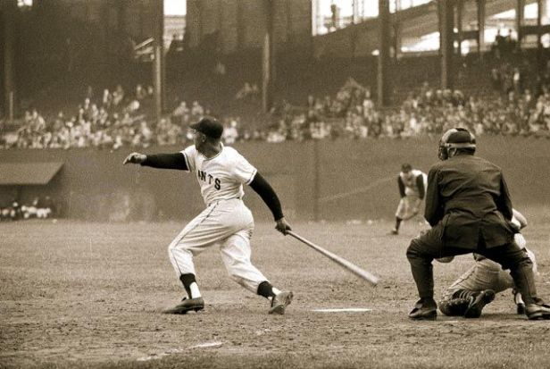 Willie Mays 10