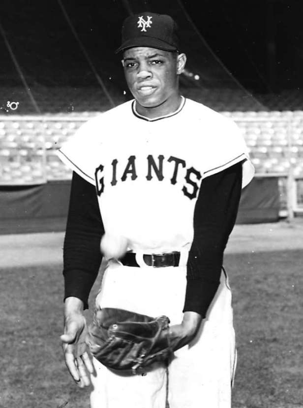 Willie Mays 13