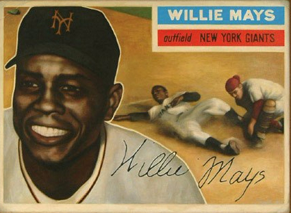 Willie Mays 9