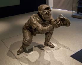Yogi Berra Statue
