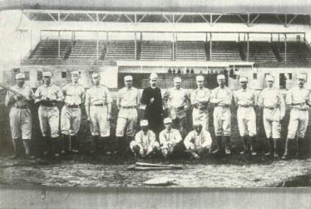 1884 Providence Grays