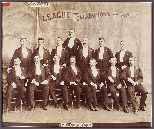 1889 New York Giants