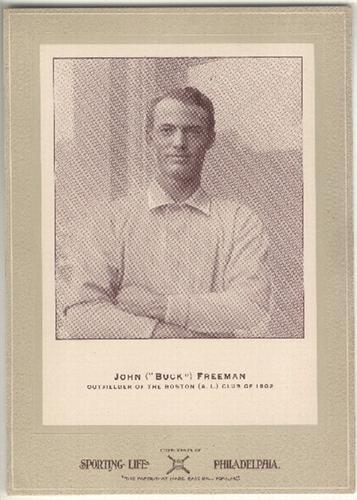 Buck Freeman 4
