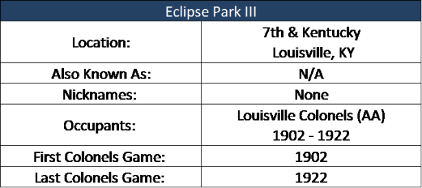 Eclipse Park III