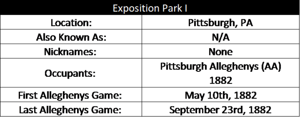 Exposition Park I