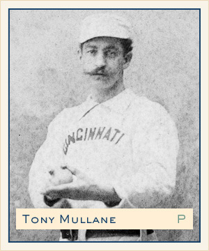 Tony Mullane 3
