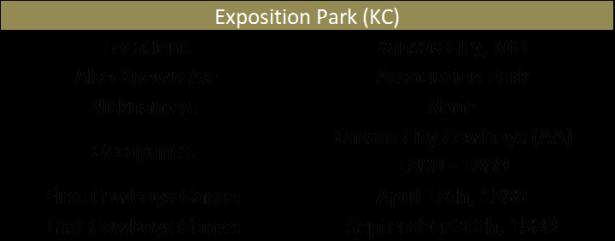 Exposition Park (KC)
