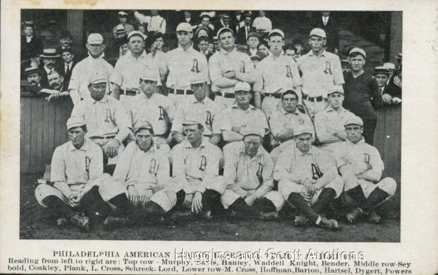 Philadelphia Athletics 1905