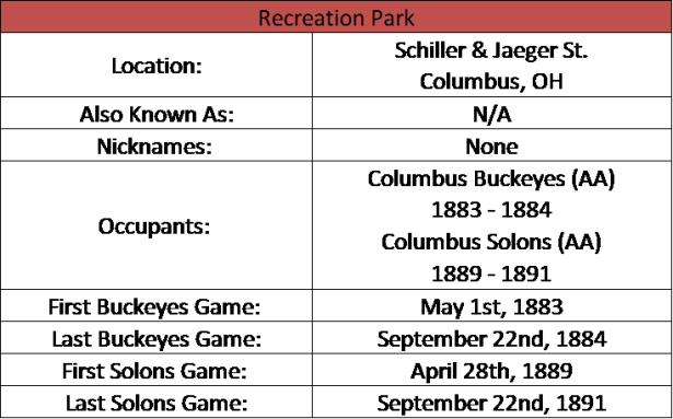 Recreation Park (COL)