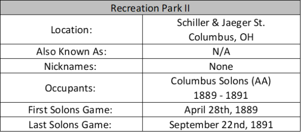 Recreation Park II (Col)